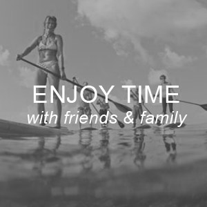 Enjoy Time - with friends & family